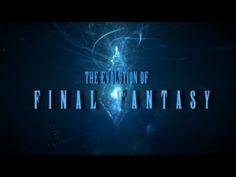 The Evolution of Final Fantasy (1987-2016) - 1080p HD