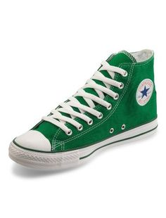 8026107a5043 Amazon.com  Converse Women S 1j791 Chuck Taylor Classic Hi-Top Sneaker -  Green  Shoes Click The Image to Buy It Now!!!