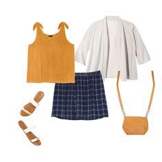 e5c756dc524 Plus Sized Fashion for Women from Dia.com  Loretta Long Bell Sleeve  Cardigan