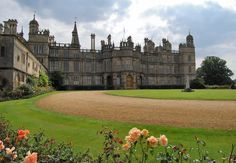 Burghley House, near Stamford, Lincolnshire, England. Burghley House 4