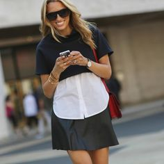 50 Incredible Fall Outfit Ideas to Try Now via @WhoWhatWear