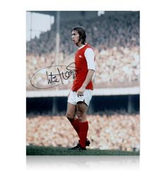 [Arsenal.] Charlie George - 1970 Arsenal Football, Arsenal Fc, Football Soccer, Charlie George, Love Affair, Old Boys, Manchester United, Victoria, Running