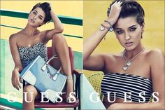 Guess accessories collection Spring / Summer 2014 | Fashion Magazine