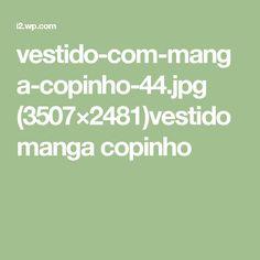 vestido-com-manga-copinho-44.jpg (3507×2481)vestido manga copinho