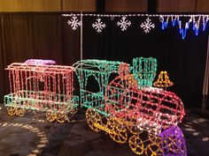 26 best christmas lighting installation images on pinterest new 3d christmas light train for this season we are selling aloadofball Choice Image