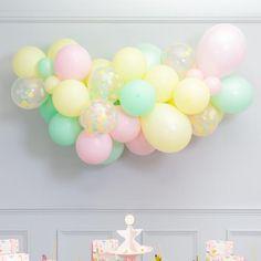 Woodland Fairy Balloon Cloud Kit