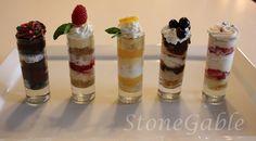 Dessert til Rita:)