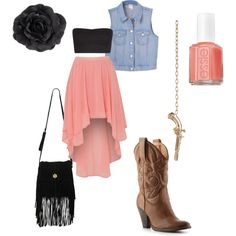 My next concert outfit!, created by brookesinclair on Polyvore