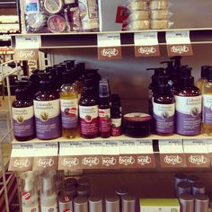 Our skin care products on the shelf at @luckysmarketlongmont. Go get yourself some! #skincare #longmont #colorado #sustainablebeauty #greenbeauty #naturalbeauty by coloradoaromatics https://www.instagram.com/p/BAfAoxqpqQH/