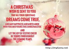 Christmas sent to you quote