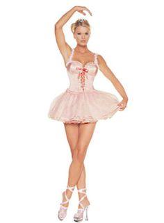 ballerina costume leg avenue - Halloween Ballet Costumes