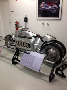 a real crotch rocket! Chrysler Museum, Motorcycle, Motorcycles, Motorbikes, Choppers