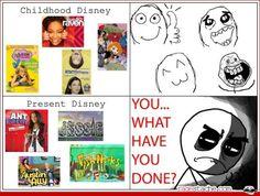 Destruction of my childhood