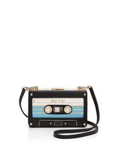 kate spade new york Jazz Things Up Mixtape Crossbody Handbags - Bloomingdale's Unique Handbags, Unique Purses, Unique Bags, Cute Purses, Purses And Handbags, Fashion Handbags, Fashion Bags, Fashion Jewelry, Novelty Bags