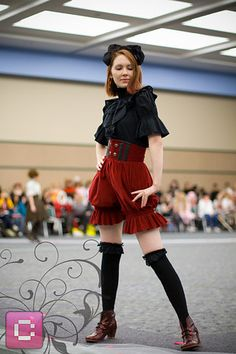 egl: Sakura-Con Lolita Fashion Show 2010 PHOTOS! boy style