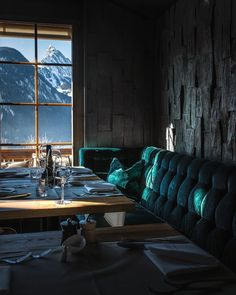 Switzerland Hotels, Alpine Style, Hotel S, Nice View, This Is Us, Relax, Couch, Rustic, Interior Design