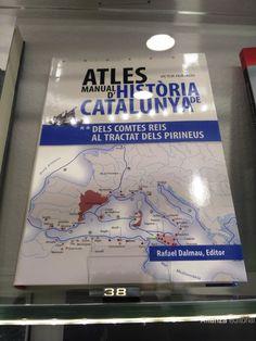 """""""Atles manual d'Història de Catalunya II dels Comptes Reis al tractat dels Pirineus"""" de Victor Hurtado. Dalmau"""