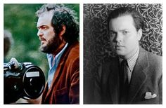 Stanley Kubrick vs Orson Welles (Click to see more director matchup pics)