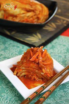My Version of Kimchi | Vegan | Watch the video tutorial: https://www.youtube.com/watch?v=XiBVZ00j-AE | Veganlovlie.com