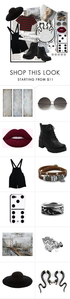 """""""Idk again"""" by cheyvu ❤ liked on Polyvore featuring Uttermost, Polaroid, American Apparel, BillyTheTree, David Yurman, Yosemite Home Décor, Eugenia Kim and Forever 21"""