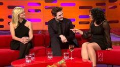 The Graham Norton Show - 2011 - Robert Pattinson, Reese Witherspoon. Part 1, via YouTube.