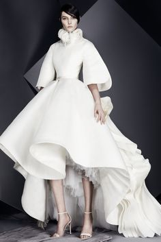 Ashi Studio Couture Spring 2017 Collection