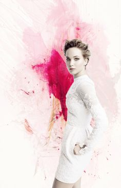 Gawd I love scrolling through the celebrity portion of Pinterest, and two thirds of it being Jennifer Lawrence.