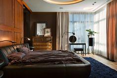 Surprises Abound Around This Plush Kiev Apartment - http://freshome.com/plush-kiev-apartment/