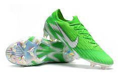 new style b7082 820a4 Zapatillas de Fútbol 2018 Nike Mercurial Vapor XII FG - Verde Plata