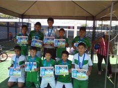 Categoría 2001 en la Copa AFIM Chiclayo logramos el segundo puesto.
