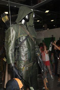 green arrow costume - Google Search