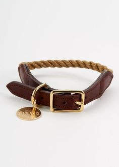 Rope Dog Collar