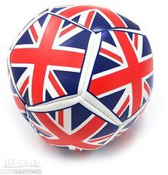 Union Jack football