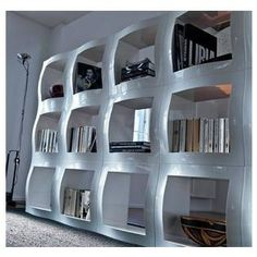 Boogie Woogie Shelving System OMG so cool