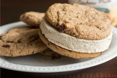 <p>A homemade Big Wheel ice cream sandwich that's vegan, preservative-free and still completely delicious!</p>