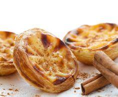 FLANS PORTUGAIS pastéis de nata (mettre un peu moins de sucre )