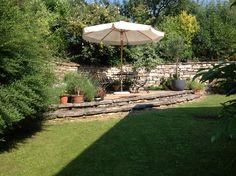 Our mediterran garden Backyard, Patio, Raised Beds, Italian Style, Beautiful Gardens, Decks, Landscape, Outdoor Decor, Modern