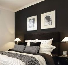 Decoration, Nest, Sweet Home, Bedrooms, New Homes, Room Decor, Interior Design, Furniture, Black