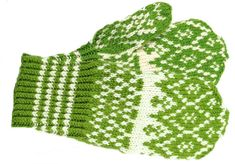 """""""Mittens of Northern Ostrobothnia"""" .though it's a biiiiig area there are bound to be A Lot of other models. These are pretty though. Knit Mittens, Knitting Socks, Knit Socks, Wrist Warmers, Gloves, Barn, Blanket, Sewing, Crochet"""