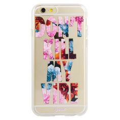 Don't Kill My Vibe iPhone 6/6+ Case