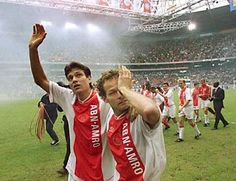 Jari Litmanen, AFC Ajax (1992–1999, 159 apps, 91 goals + 2002–2004, 20 apps, 5 goals). In 1999, Jari Litmanen's life at Ajax ended (before coming back in 2002) when he left the club for FC Barcelona after an emotional farewell. Unfortunately he would never be as good at the clubs that followed as he was at Ajax in the nineties. Injuries kept haunting him at Barcelona, Liverpool, Fulham etc. and the nickname 'Man of Glass' was born. That year, Litmanen returned to Finland to play for his…