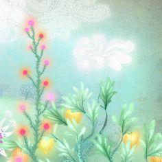 Lisa Evans, Illustration Art, Illustrations, 2d, Grass, Fairy, Artists, Drawings, Artwork