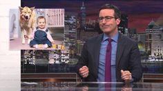 John Oliver Explains Net Neutrality on 'Last Week Tonight'