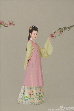 Ming Dynasty Hanfu