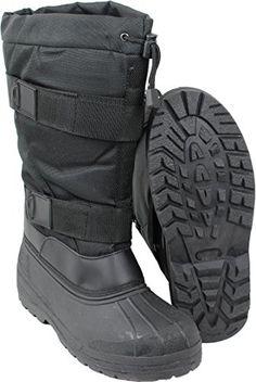 Outdoor Arctic Boots Thermostiefel K‰lteschutzstiefel 39/40,Black - http://on-line-kaufen.de/products/black-outdoor-arctic-boots-thermostiefel-4