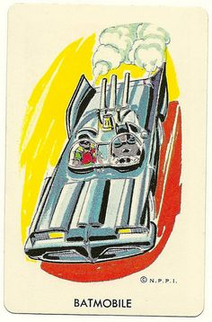 batmobile by williebaronet, via Flickr