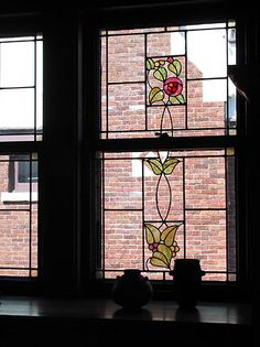 Maybe 3 panes arrow fashion and other windows plain Antique Stained Glass Windows, Stained Glass Designs, Stained Glass Panels, Stained Glass Projects, Stained Glass Patterns, Leaded Glass, Stained Glass Art, Mosaic Glass, Glass Art Pictures