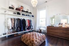 Off the Rack, Alternatives to a Standard Closet