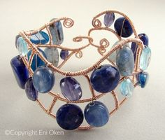 Wavy Bracelet   JewelryLessons.com