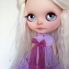 OOAK custom Blythe TBL doll by Sharon Avital  by SharonAvitalDolls